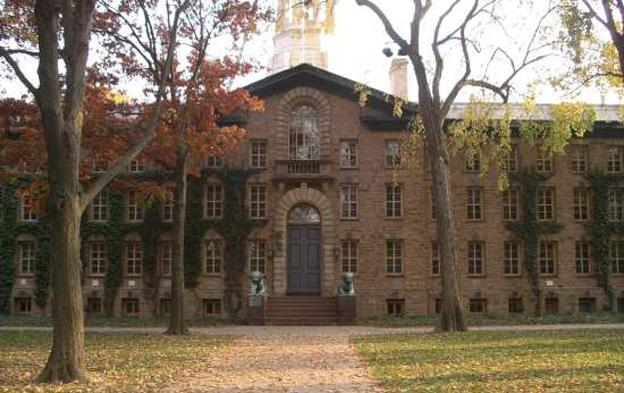 Princeton University is trying to curb an outbreak of bacterial meningitis. The university will offer students a vaccine that hasn't been approved in the U.S., but has been approved in Europe and Australia. (Wikimedia)