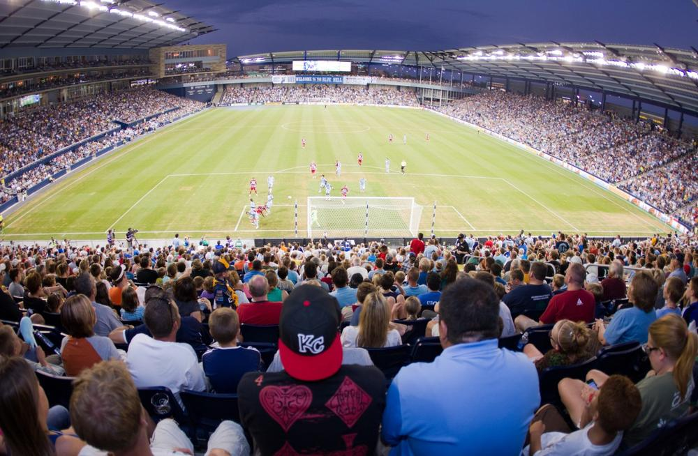Sporting Kansas City will play Real Salt Lake Saturday in the MLS Cup at Sporting Park. (Brian Davidson)