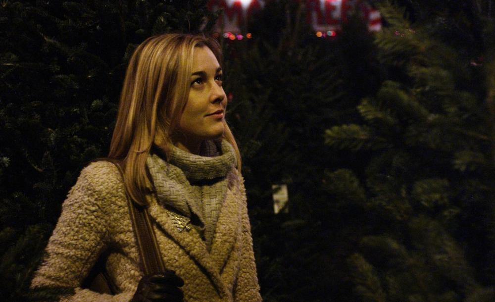"""Anna Margaret Hollyman stars in the new dark comedy """"White Reindeer,"""" written and directed by Zach Clark. (IFC Films)"""