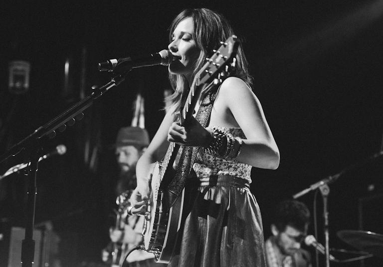 Kacey Musgraves self-released three albums before appearing on the USA Network's singing competition Nashville Star in 2007. (kaceymusgraves.com)