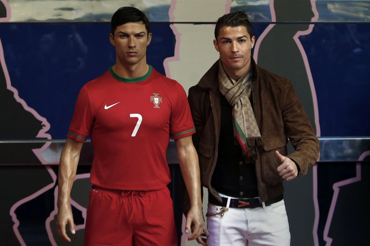 Which Ronaldo is the real deal? (Andres Kudacki/AP)