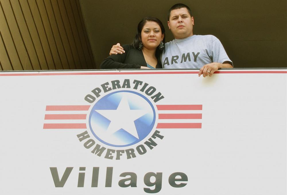 "Ivan and Mireya Moya, a couple in San Antonio, benefited from the ""parole in place"" policy that was formalized in an official memorandum last week. (Hernan Rozemberg)"