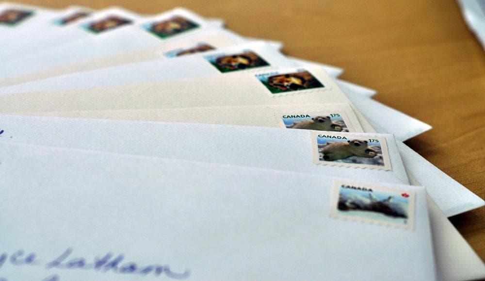 Canada post is replacing door-to-door service with community mail boxes. (Flооd/Flickr)