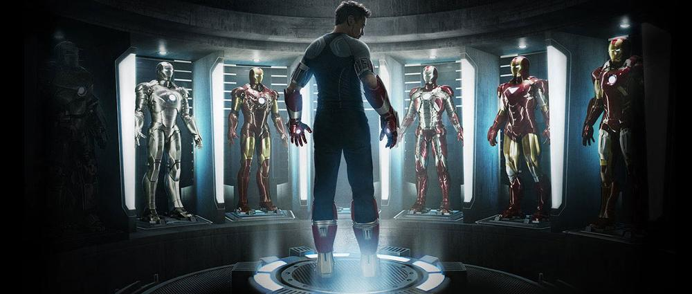 """Iron Man 3"" was the top grossing film worldwide in 2013. (Marvel/Walt Disney)"