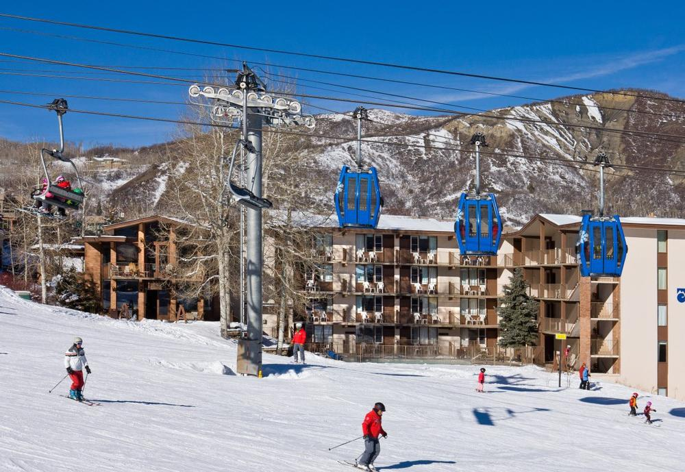 Aspen Skiing Company is one resort that is trying to profit from China's growing middle class by wooing Chinese skiers to its slopes. (Aspen Skiing Company)