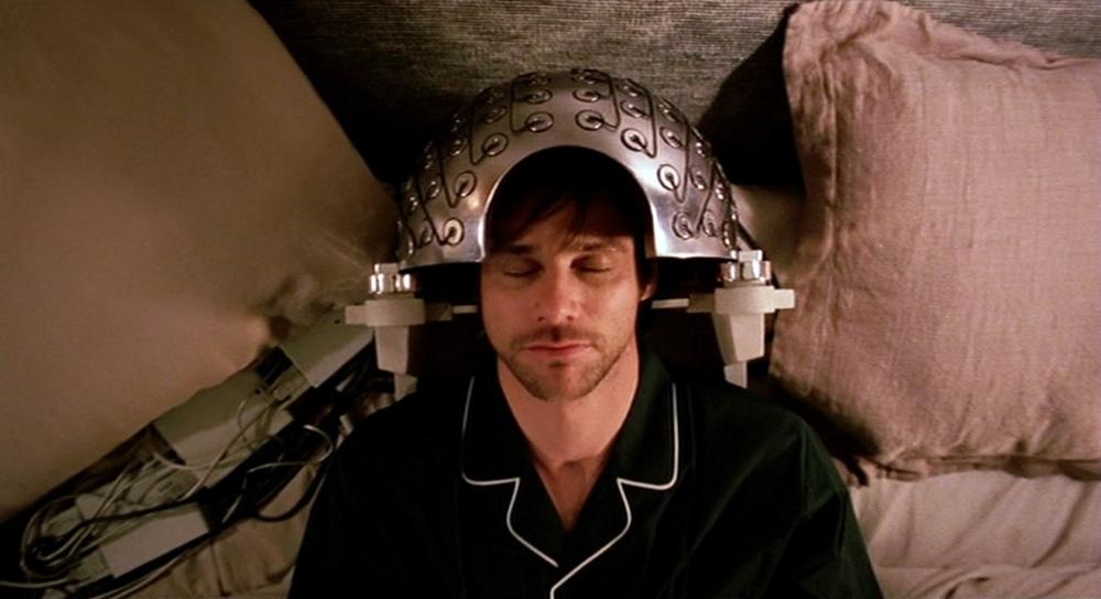 """In the film """"Eternal Sunshine of the Spotless Mind,"""" two exes erase their memories of each other. Scientists in the Netherlands have been able to disrupt recall of specific negative memories in depressed patients. (Focus Features)"""