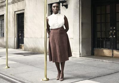 Laura Mvula is one artist whose music NPR's Stephen Thompson found particularly striking this year. (lauramvula.com)