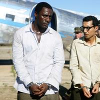 """Among Renee Graham's standouts include Idris Elba's (left) performance as Nelson Mandela in the film, """"Long Walk to Freedom."""" (Participant Media)"""