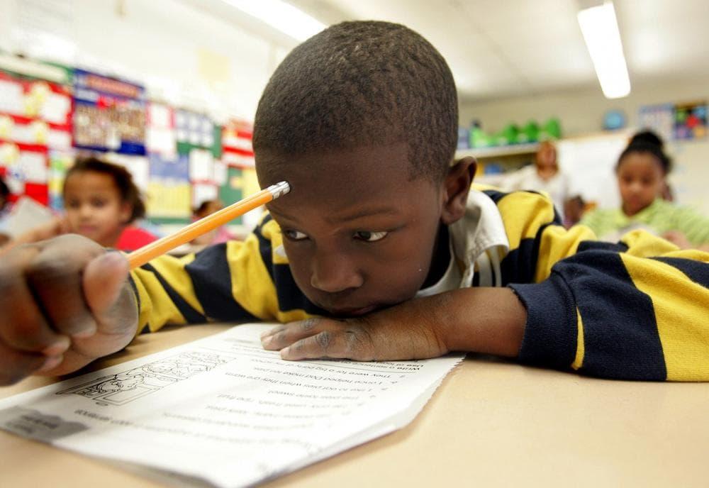 Massachusetts students scored well on the international exams. (AP)