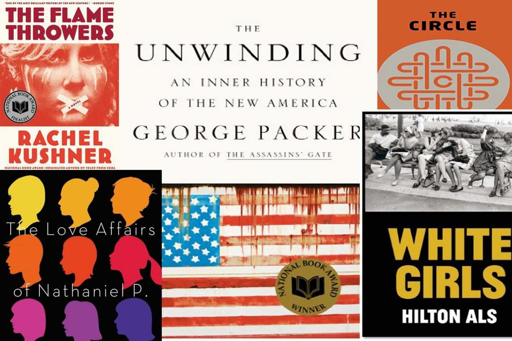 A selection of some of our guests' favorite books of the 2013 publishing year. (Courtesy The Publishers)