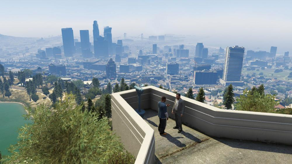 """Grand Theft Auto V"" (Courtesy)"