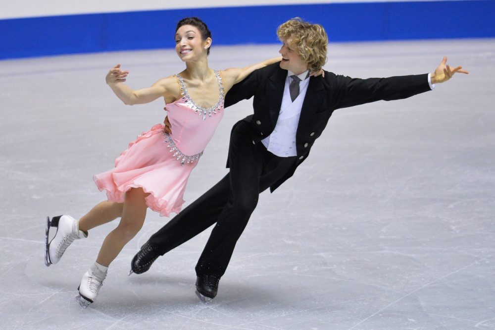 Famous russian pairs figure skaters