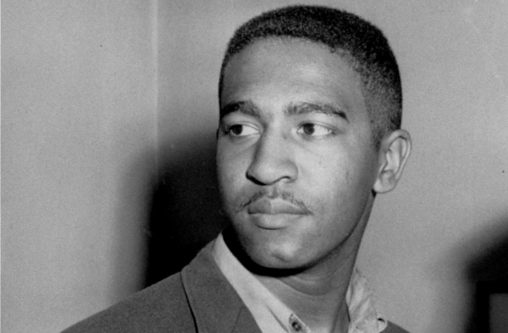 Franklin McCain of Wilmington, North Carolina is pictured in April, 1960. (AP)
