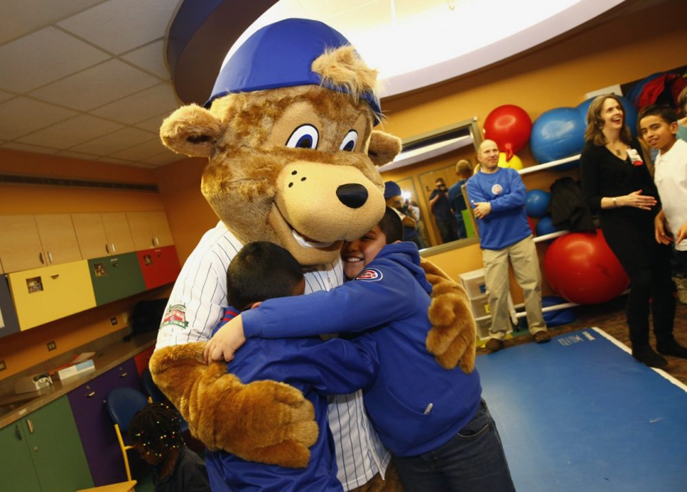 Clark, the newest member of the Chicago Cubs, hasn't been a welcome addition. (Steve Green/Chicago Cubs)