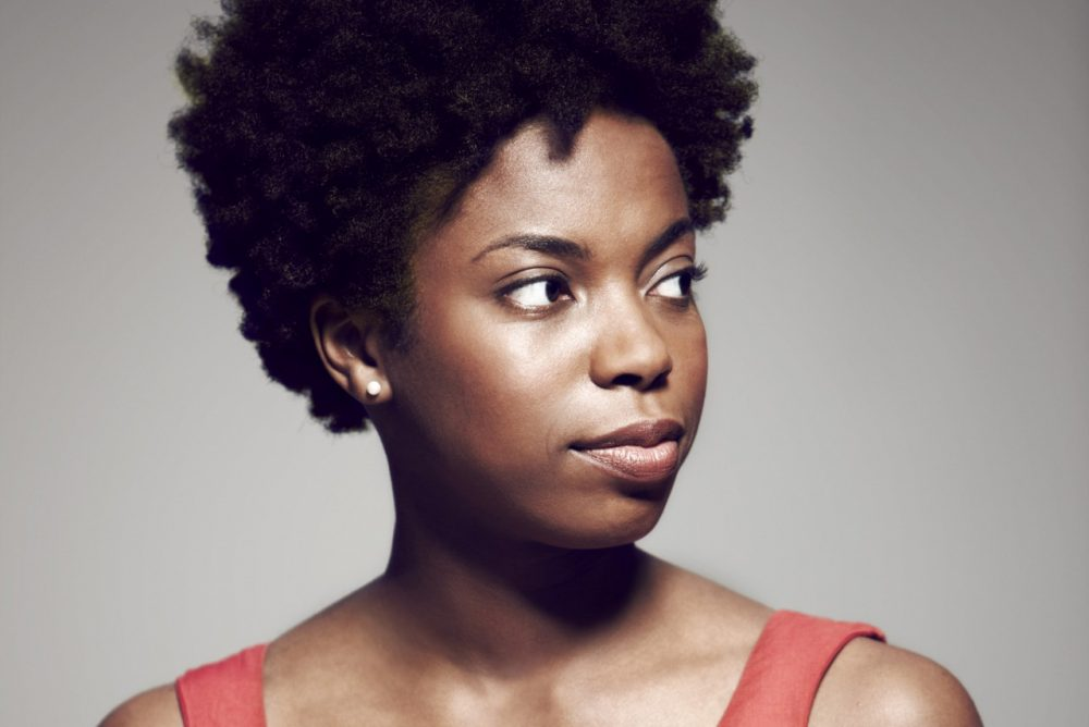 Comedienne Sasheer Zamata will make her debut as a Saturday Night Live cast member this weekend.  Zamata is the first African-American female cast member since Maya Rudolph's departure six years ago. (Cate Hellman)