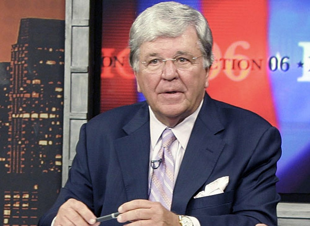 Legendary Boston News Anchor Chet Curtis Dies At 74 | Radio Boston