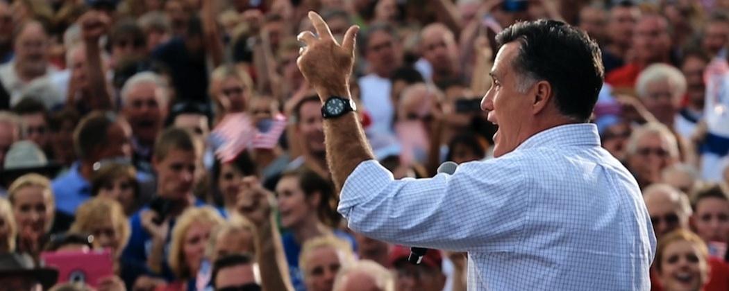 """Mitt Romney in the Netflix documentary """"Mitt."""" (Courtesy, Netflix)"""
