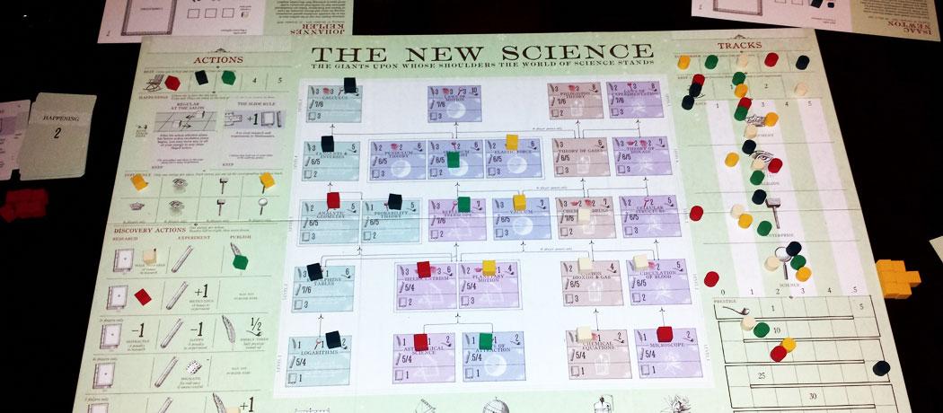"""The New Science."" (Franklin Einspruch)"