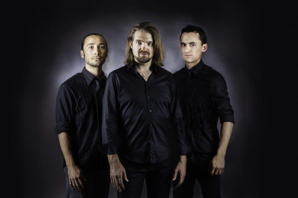 Juanito Pascual's New Flamenco Trio. (Courtesy Sue Auclair Promotions)