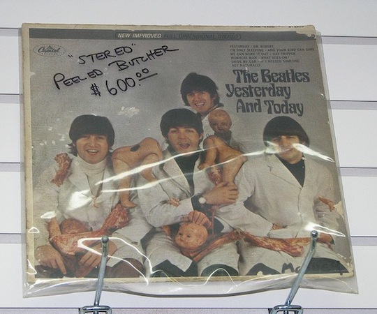 yesterday and today the beatles 39 u s albums still sound and look great the artery. Black Bedroom Furniture Sets. Home Design Ideas