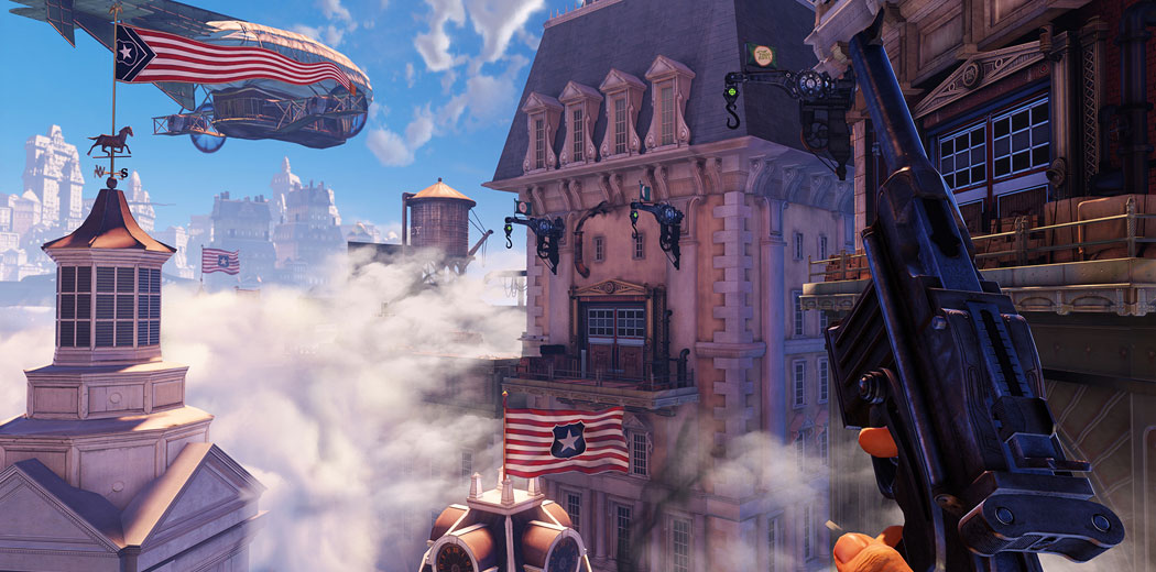 """BioShock Infinite."" (AP Photo/2K Games/Irrational Games)"