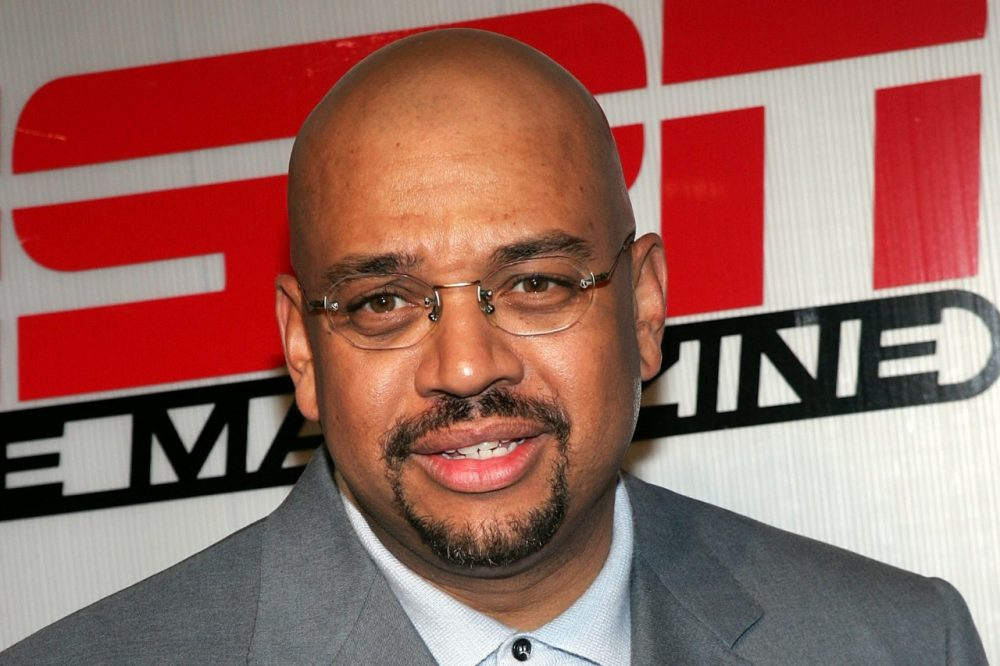 ESPN's Michael Wilbon weighs in on the NFL's proposed racial slurs policy. (Evan Agostini/Getty Images)