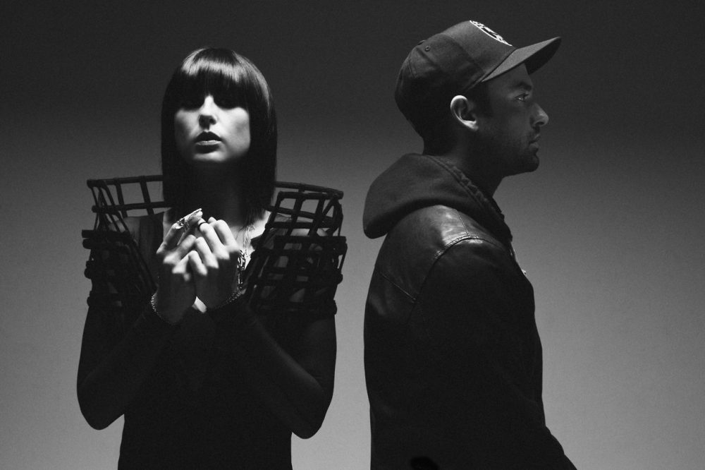 Phantogram is an electronic rock duo from New York state. (phantogrammusic.virb.com)