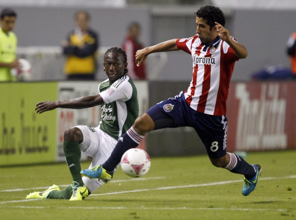 Chivas USA is hoping for a better season with more goals, more wins, and maybe a new owner. (Alex Gallardo/AP)