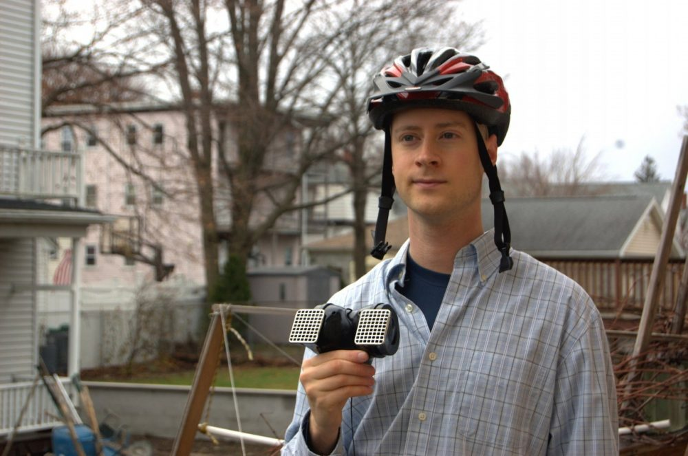 The Loud Bicycle Horn invented by Jonathan Lansey. (Jonathan Lansey/Loud Bicycle Horn).