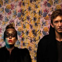 "NPR's Stephen Thompson Song of the Week is ""Hey Mami"" by the band Sylvan Esso. (Sylvan Esso/Facebook)"