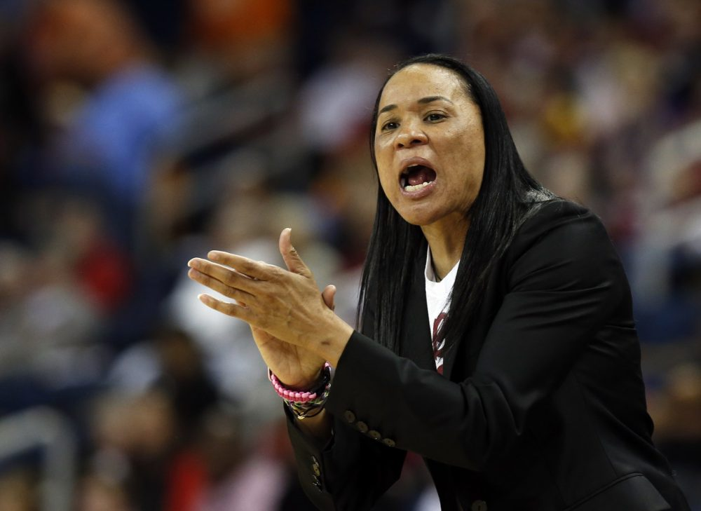 South Carolina's Dawn Staley Chasing First National Title ...