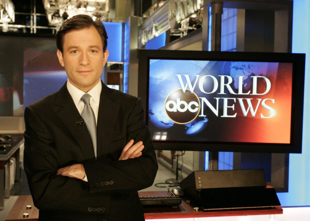 ABC News anchor Dan Harris. (ABC, Lou Rocco)
