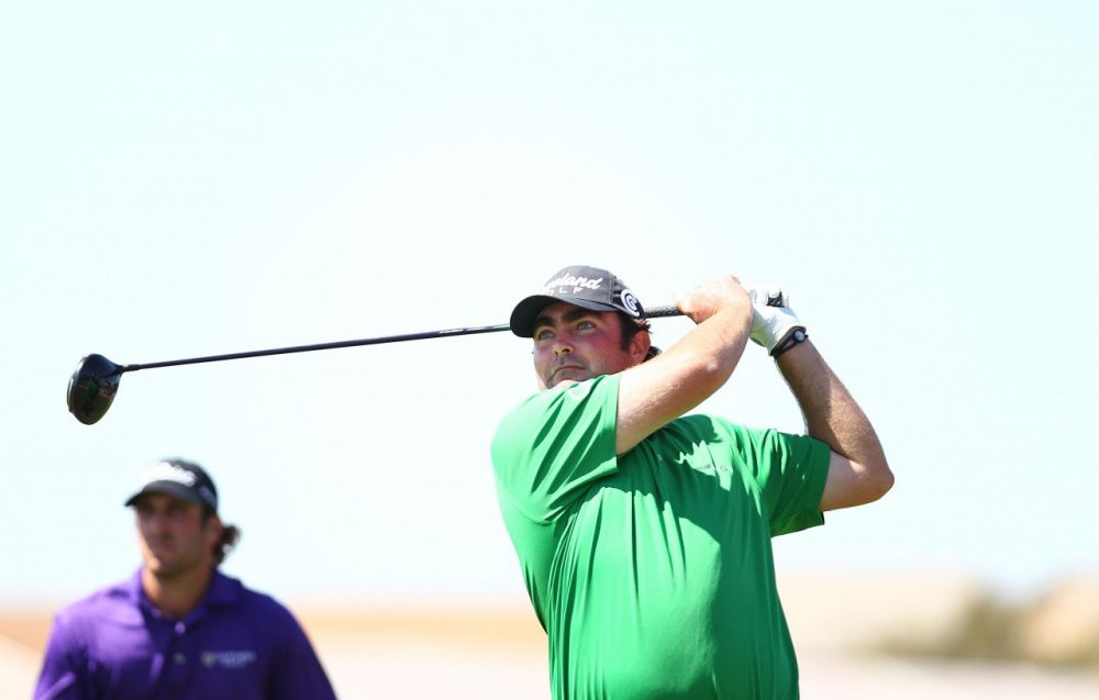 Australian Steven Bowditch won his first PGA tour event although ranked 339 in the world. (Marianna Massey/Getty Images)