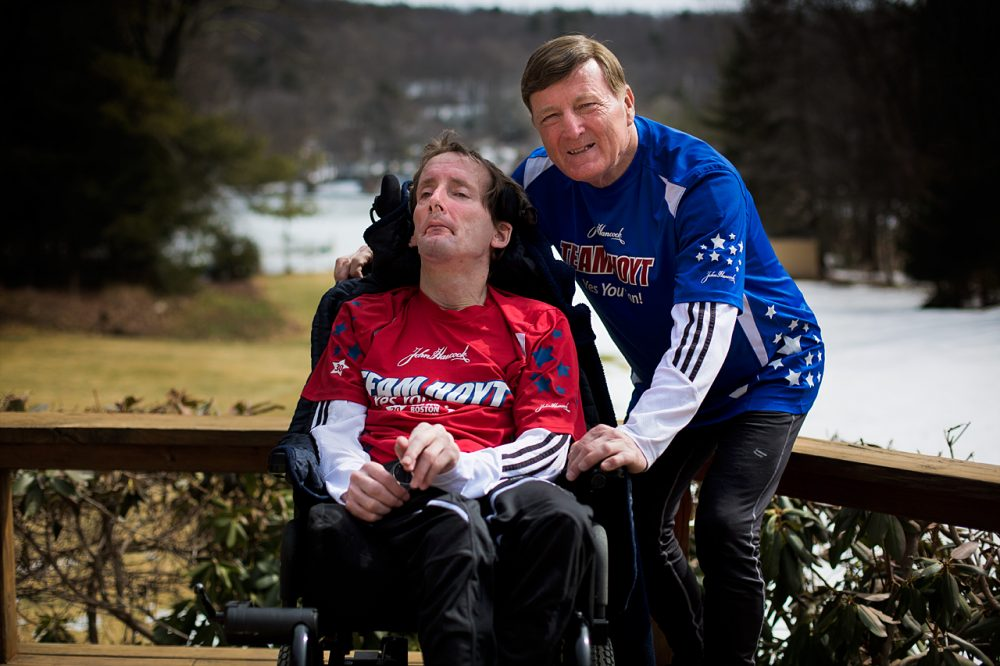 one last boston marathon for legendary father son team wbur news