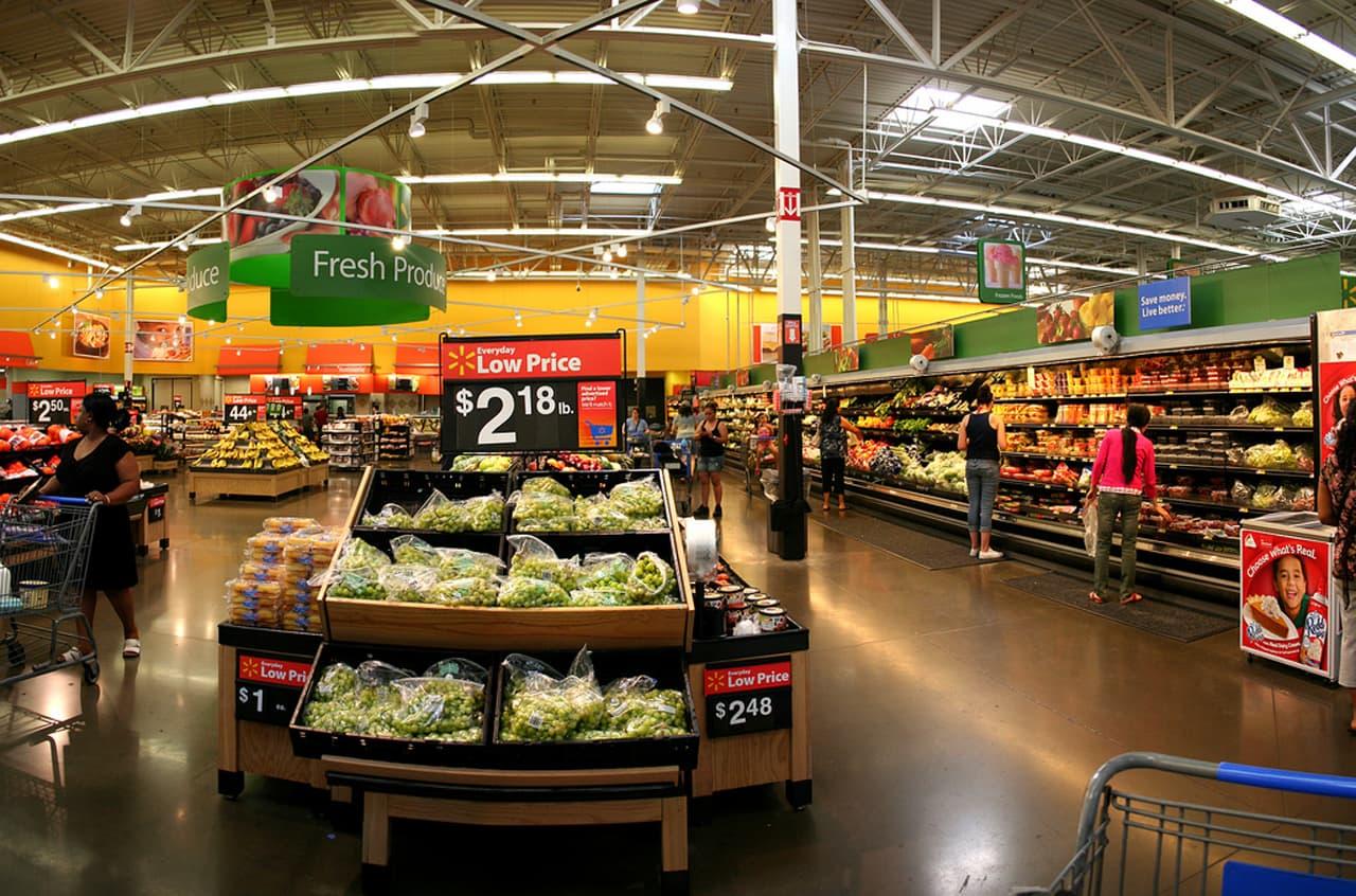 Wild Oats Walmart Whole Foods