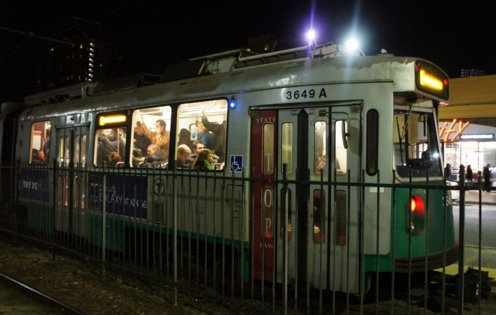 """The """"smart"""" transit system, Bridj, is running a limited beta schedule starting in May. (Peter Eimon/Flickr)"""