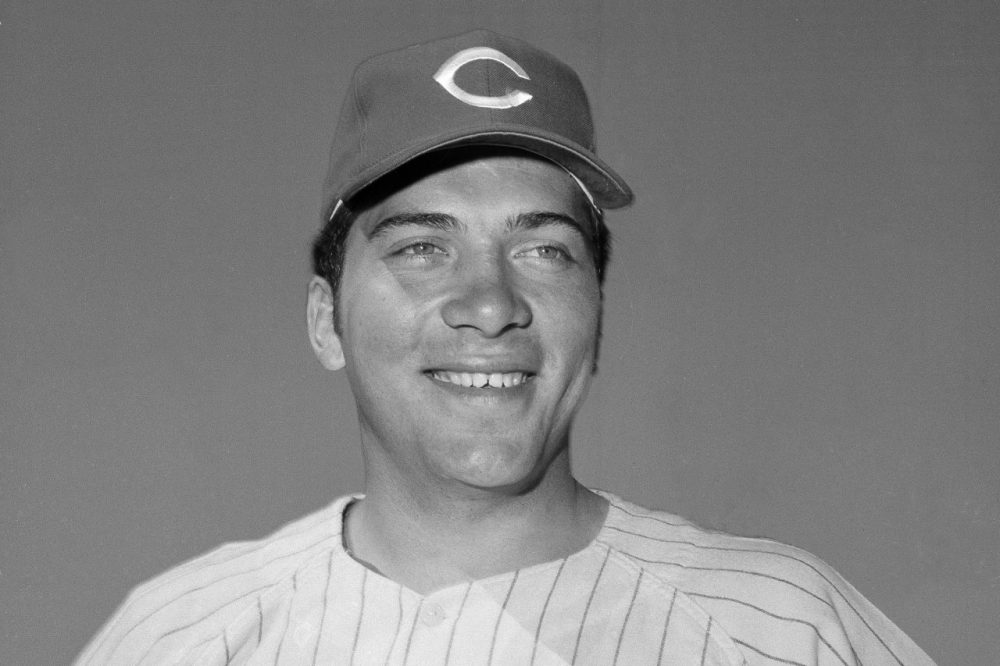 Johnny Bench had a Hall of Fame career with the Cincinnati Reds. (Harry Hall/AP)
