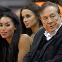 Peter May: There was a mountain of evidence suggesting the L.A. Clippers owner was a reprobate, but the crafty octogenarian always managed to settle or win. Until now. In this Oct. 2013 photo, Sterling is pictured, right, alongside V. Stiviano. (AP)