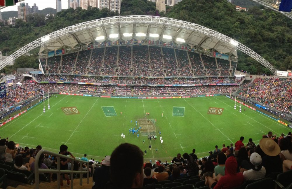 Hong Kong Stadium. (Charlie Schroeder/Only A Game)