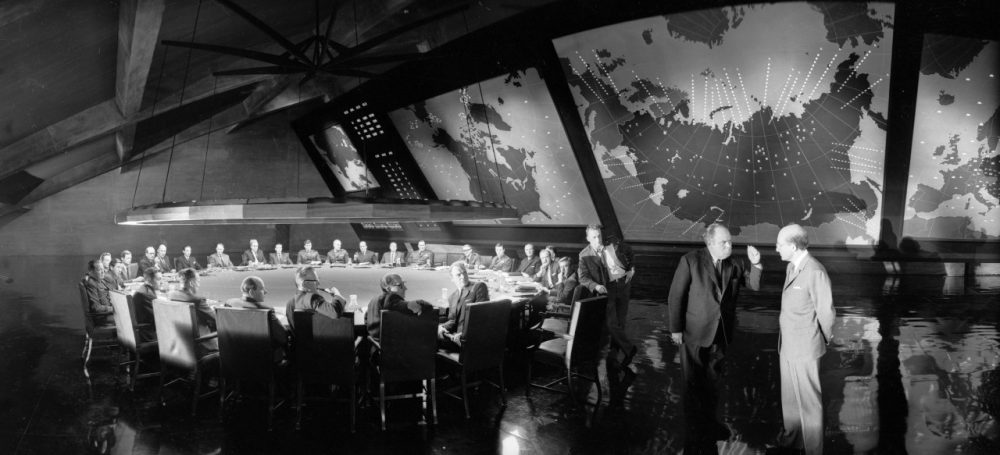Many listeners weighed in on Bill and Charlie's foiled reference to Dr. Strangelove. (Express/Express/Getty Images)