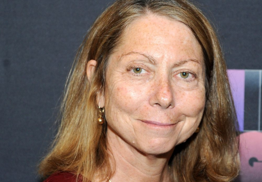Executive Editor of The New York Times Jill Abramson is pictured on May 7, 2013 in New York City. (Brad Barket/Getty Images for WIRED)