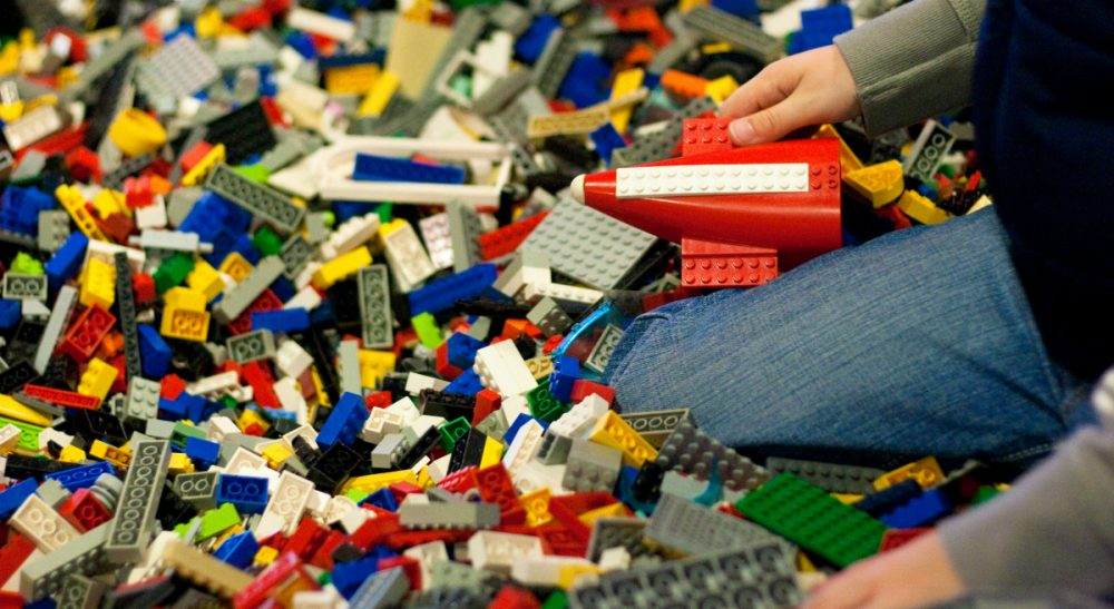 Legoland Discovery Center Boston is set to open in Somerville this week. This has Ethan Gilsdorf thinking about whether the toys he grew up with have become too commercial. (Jez Page/flickr)