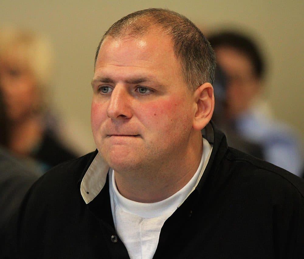 Joseph Donovan, during his parole hearing in May