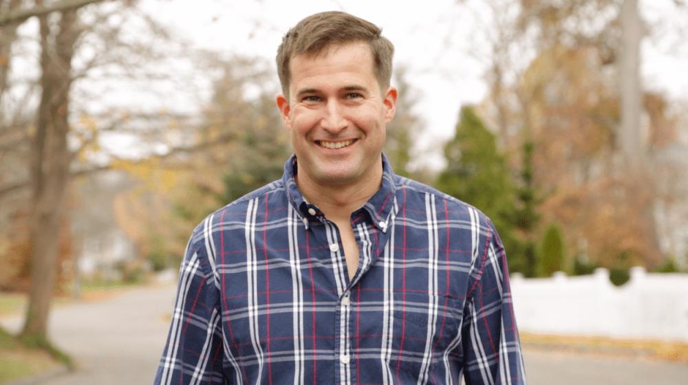 Congressional candidate Seth Moulton. (Courtesy Seth Moulton)