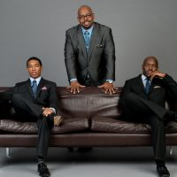 """The Christian McBride Trio debuted with the release of """"Out Here"""" in 2013. (Chi Modu/Mack Avenue Media)"""