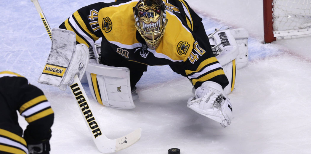 Designing A Goalie Mask Fierce Enough For The Bruins Tuukka Rask