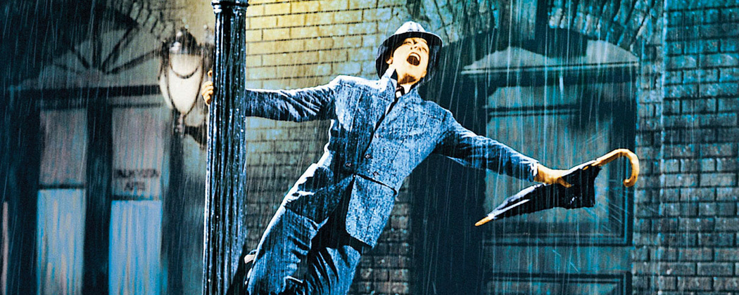 Singin' in the Rain is one of the Technicolor Musicals featured at the MFA. (Copyright Metro-Goldwyn-Mayer, Inc.)