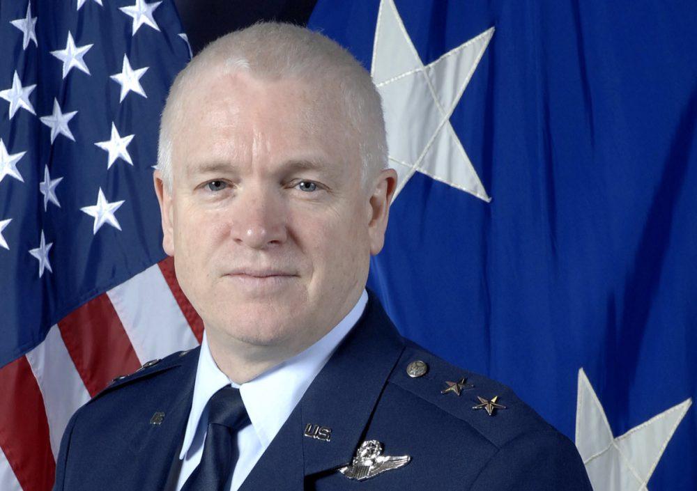 Major General Scott Rice