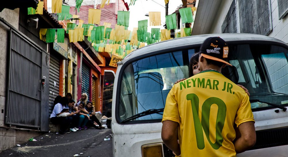 Some said they wouldn't be ready, but Brazil has presented one of the best World Cups in the tournament's 84-year history. (Gabriel Cabral/flickr)