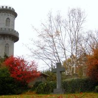 Are the great civil engineering feats behind us? Pictured: A view of Washington Tower, Mount Auburn Cemetery. (Chris Devers/flickr)